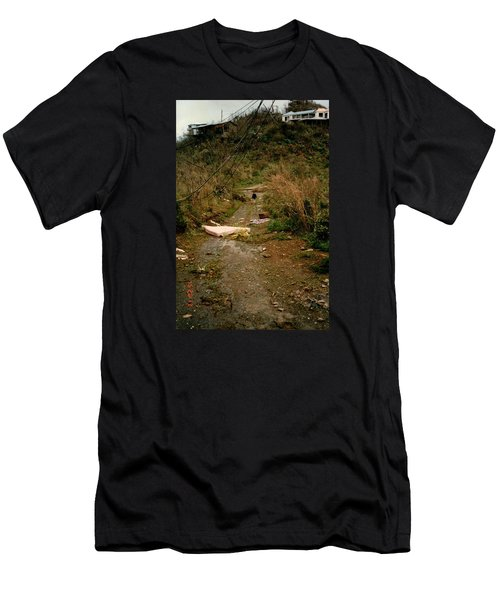 Hurricane12 Men's T-Shirt (Athletic Fit)