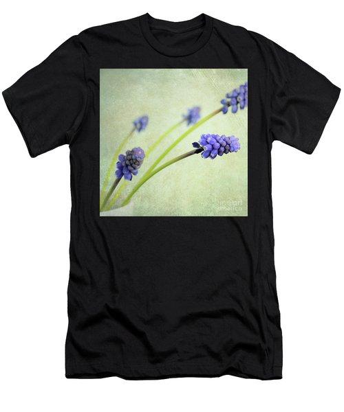 Hyacinth Grape Men's T-Shirt (Athletic Fit)