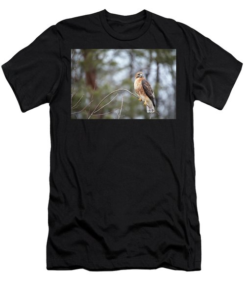 Men's T-Shirt (Athletic Fit) featuring the photograph Hybrid Branch by Brian Hale