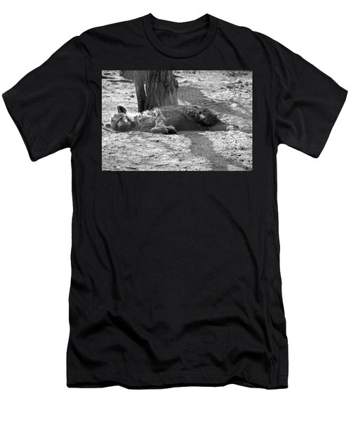 Hyena Men's T-Shirt (Athletic Fit)