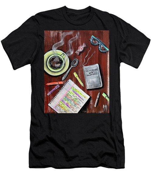 I Am Jehovahs Friend  Men's T-Shirt (Athletic Fit)