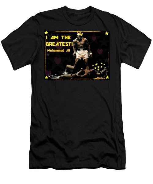I Am The Greatest Men's T-Shirt (Athletic Fit)