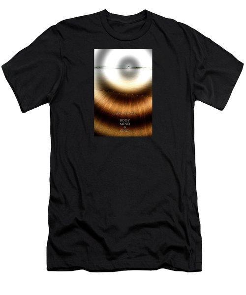 I Am Whole Men's T-Shirt (Athletic Fit)