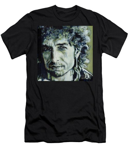 I Could Hold You For A Million Years. Bob Dylan Men's T-Shirt (Athletic Fit)