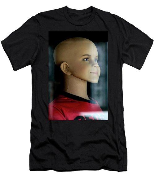 I Did It Men's T-Shirt (Athletic Fit)
