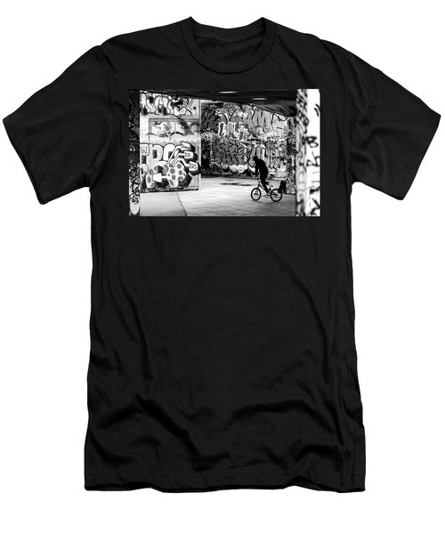 I Ride Alone Men's T-Shirt (Athletic Fit)