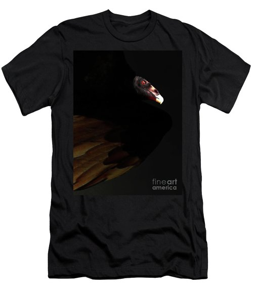 I Saw The Vulture In My Dreams Again Men's T-Shirt (Athletic Fit)