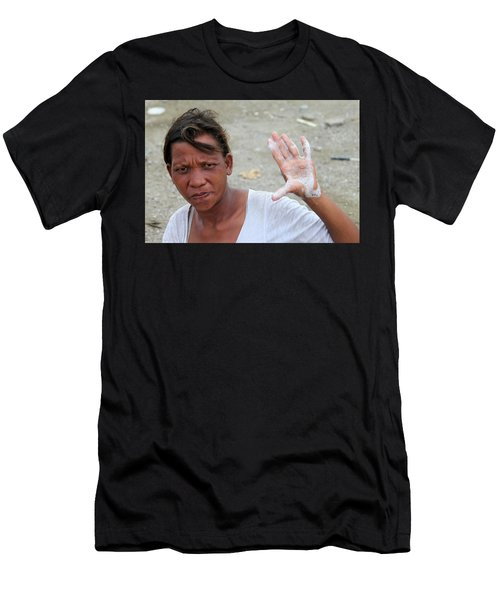 I Swear Men's T-Shirt (Athletic Fit)