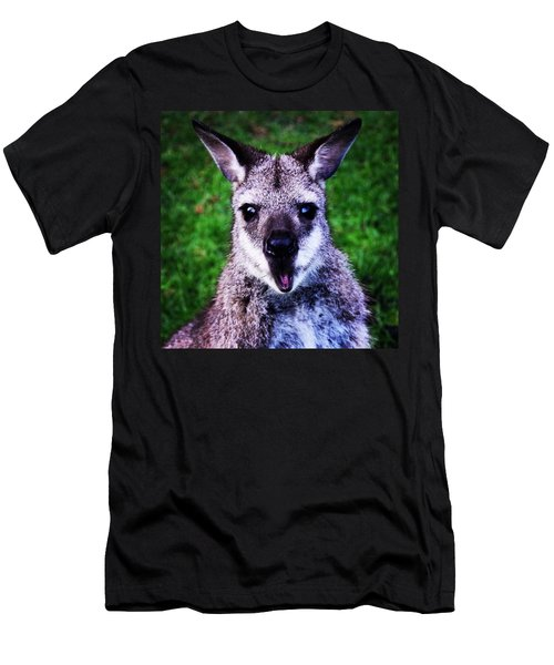 I Think I Took This Guy By Suprise 😯 Men's T-Shirt (Athletic Fit)