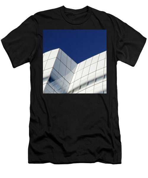 Men's T-Shirt (Athletic Fit) featuring the photograph Iac Sky by Eric Lake