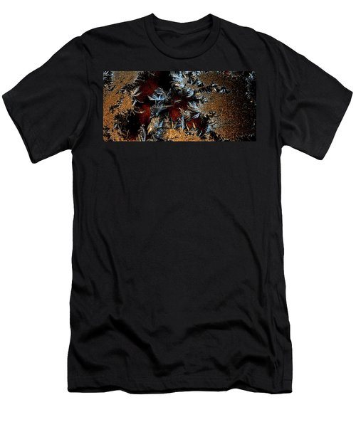Ice Cold Gold Men's T-Shirt (Athletic Fit)
