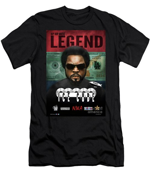 Ice Cube  Men's T-Shirt (Athletic Fit)