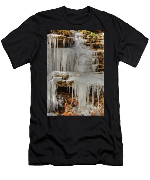 Ice Flow Men's T-Shirt (Athletic Fit)