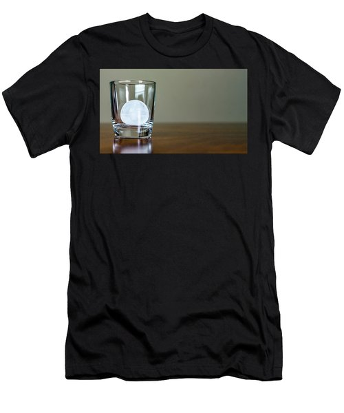 Ice For Whisky Or Cocktail Men's T-Shirt (Athletic Fit)