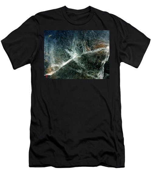 Ice Winter Denmark Men's T-Shirt (Athletic Fit)