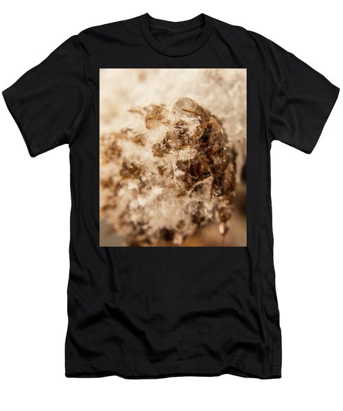 Men's T-Shirt (Athletic Fit) featuring the photograph Iced Out by Tyson Kinnison