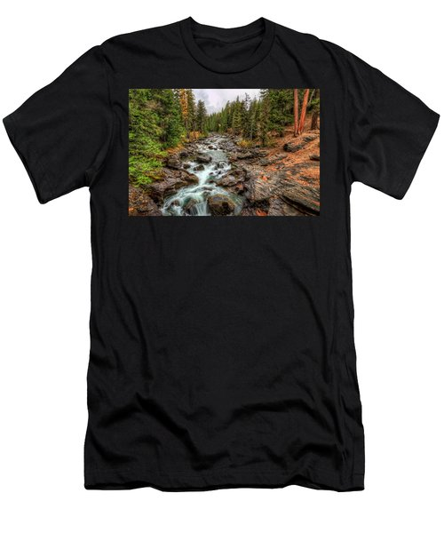 Icicle Gorge 2 Men's T-Shirt (Athletic Fit)