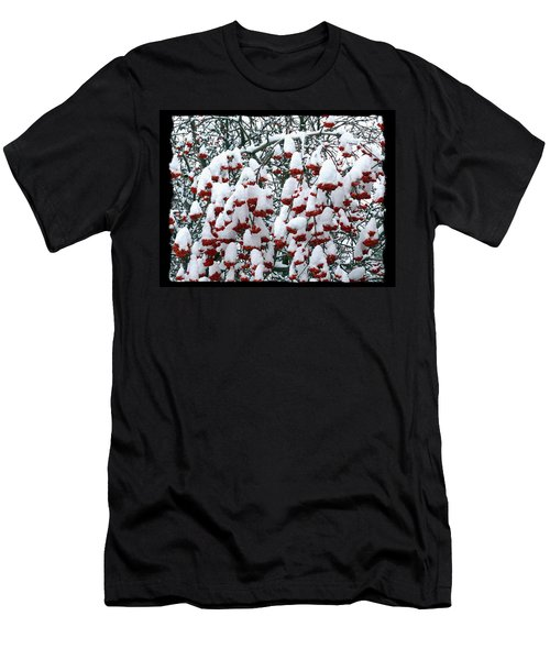 Men's T-Shirt (Slim Fit) featuring the digital art Icing On The Cake 2 by Will Borden