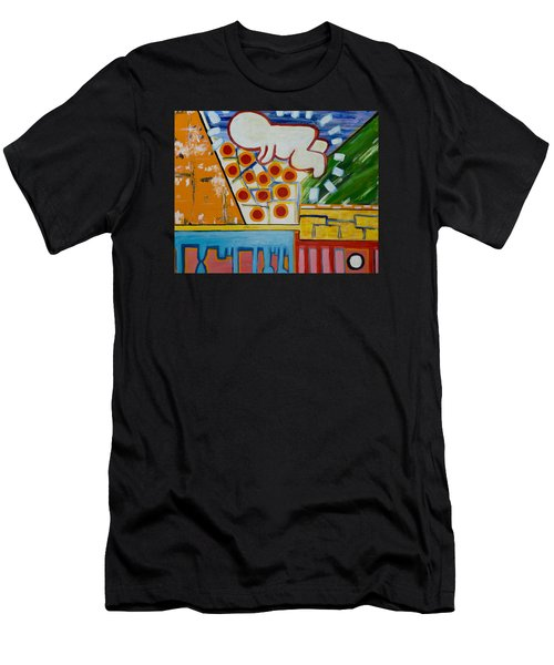 Iconic Baby Men's T-Shirt (Slim Fit) by Jose Rojas