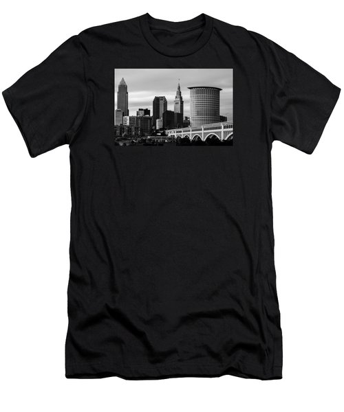 Iconic Cleveland Men's T-Shirt (Athletic Fit)