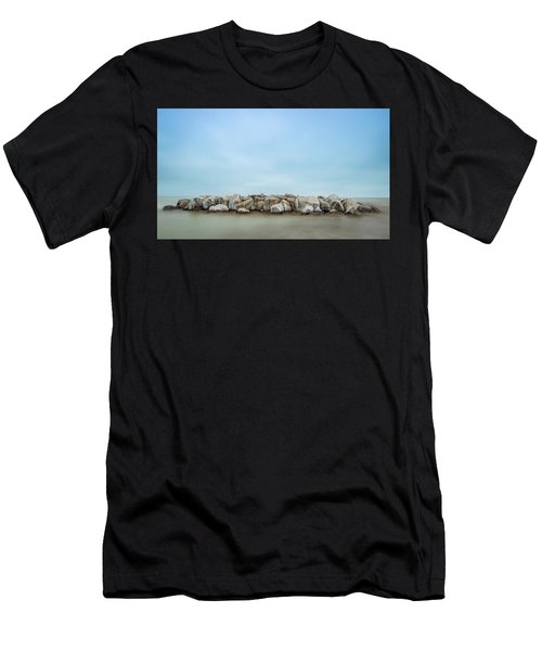 Icy Morning Men's T-Shirt (Athletic Fit)