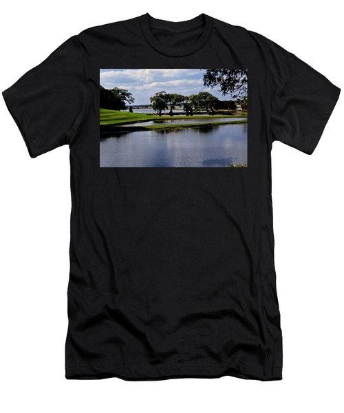 Charleston South Carolina Men's T-Shirt (Athletic Fit)