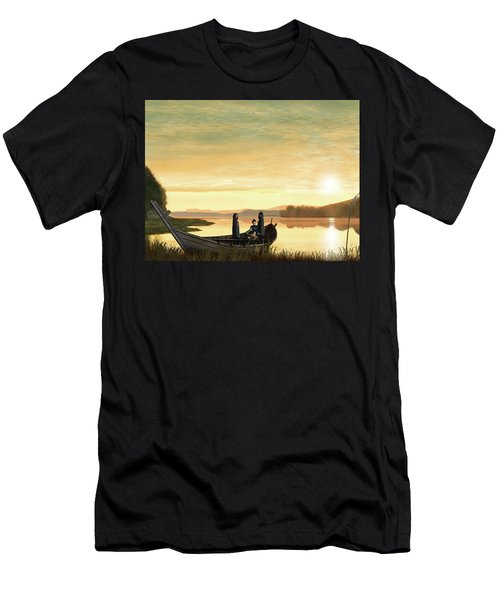 Idylls Of The King Men's T-Shirt (Athletic Fit)
