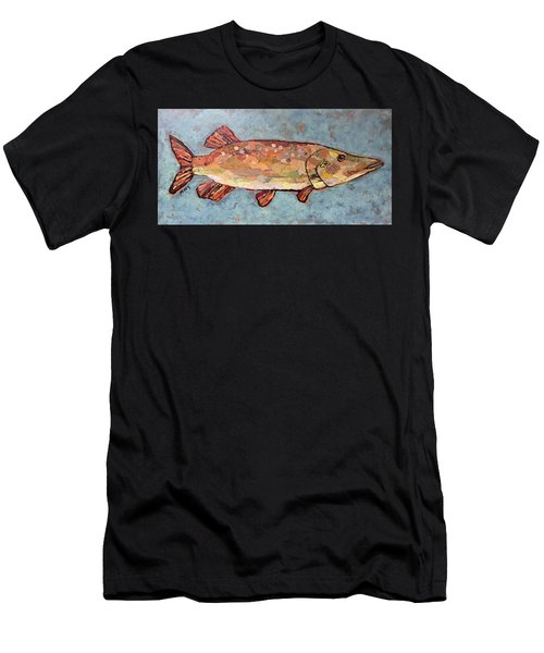 Ike The Pike Men's T-Shirt (Athletic Fit)