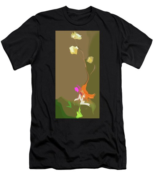 Ikebana Humoresque Men's T-Shirt (Athletic Fit)