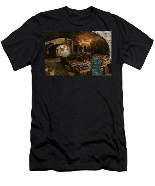 Il Mercato Francese Men's T-Shirt (Athletic Fit)