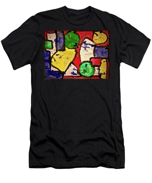 Ile De Montreal Men's T-Shirt (Athletic Fit)