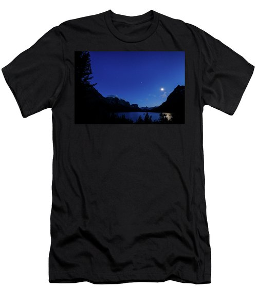 Men's T-Shirt (Athletic Fit) featuring the photograph Illuminate by Margaret Pitcher