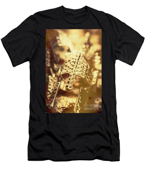 Illuminating The Dark Ages Men's T-Shirt (Athletic Fit)