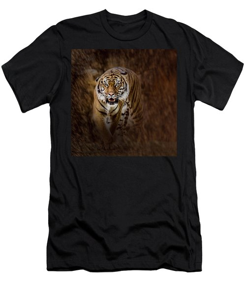 I'm Coming For You Men's T-Shirt (Athletic Fit)