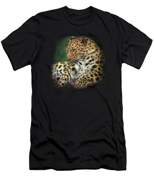 I'm Watching Men's T-Shirt (Athletic Fit)
