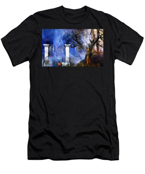 I'm Watching You Men's T-Shirt (Slim Fit) by Gabriella Weninger - David