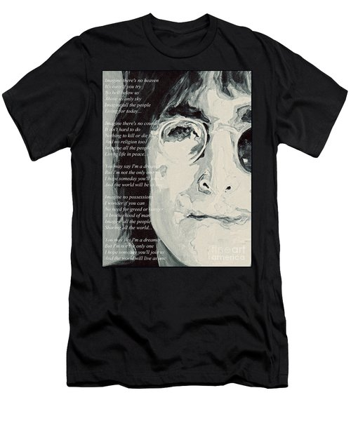 Imagine Men's T-Shirt (Athletic Fit)