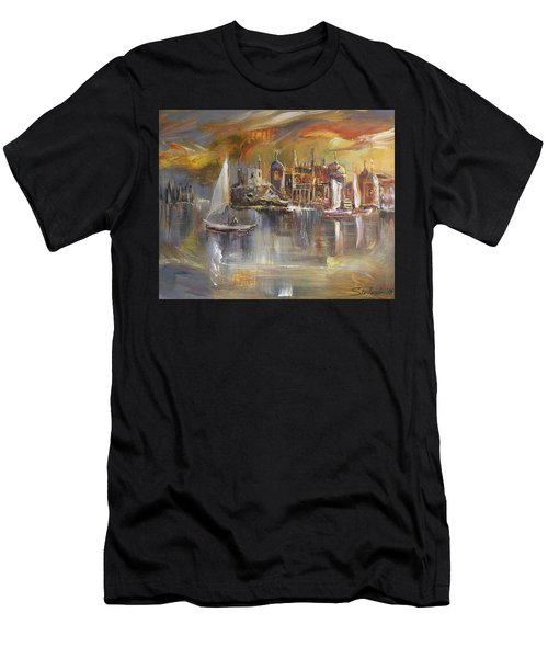 Imagined Memory Men's T-Shirt (Athletic Fit)