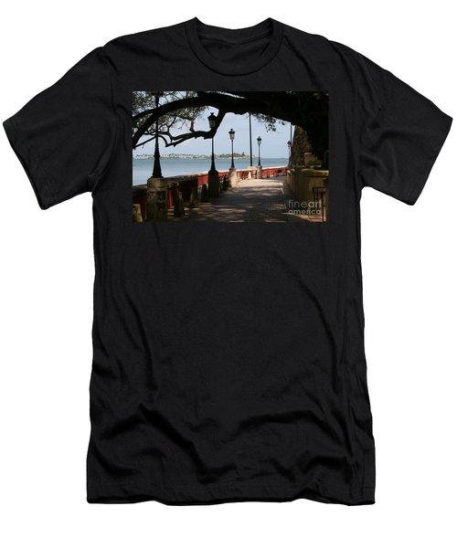 Img_0106 Paseo De La Princesa Men's T-Shirt (Athletic Fit)
