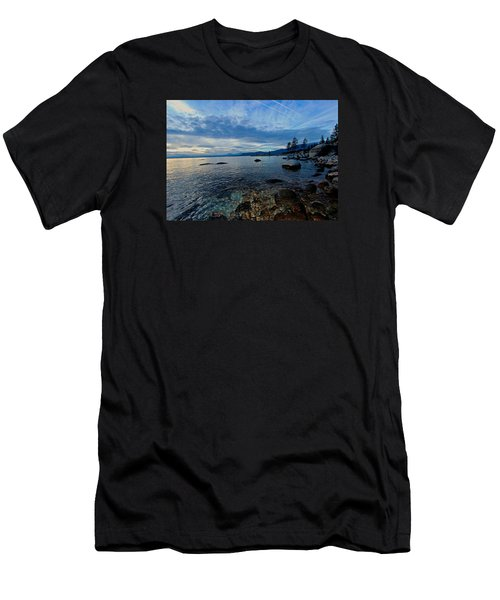 Immersed Men's T-Shirt (Slim Fit) by Sean Sarsfield