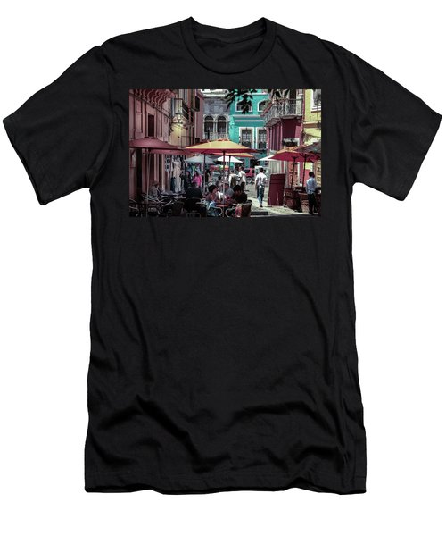In A Little Spanish Town Men's T-Shirt (Athletic Fit)