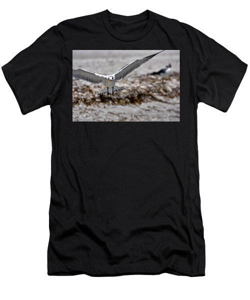 In Coming Men's T-Shirt (Athletic Fit)