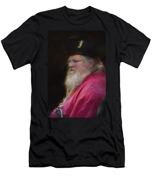 Men's T-Shirt (Slim Fit) featuring the photograph In Days Of Old by John Rivera