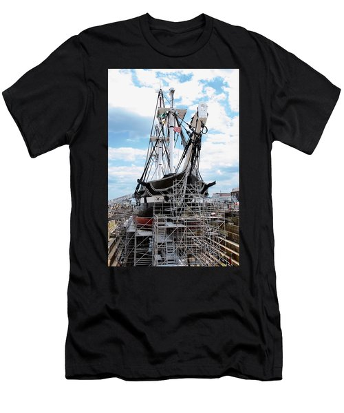 In Dry Dock Men's T-Shirt (Athletic Fit)