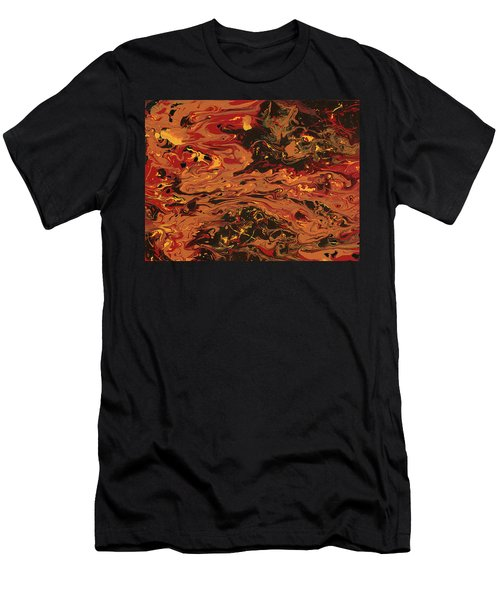 In Flames Men's T-Shirt (Athletic Fit)
