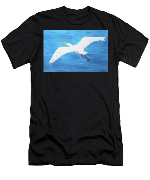 In Flight Entertainment Men's T-Shirt (Athletic Fit)