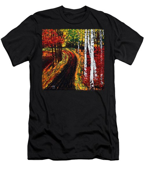 In Full Swing  Men's T-Shirt (Athletic Fit)