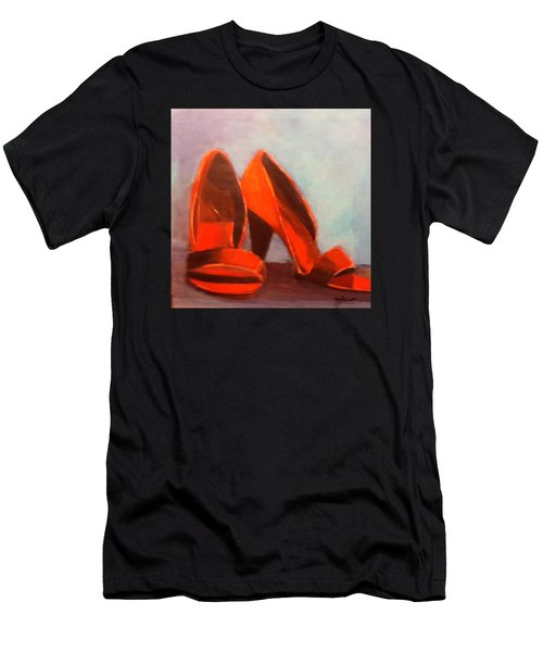 In Her Shoes Men's T-Shirt (Athletic Fit)