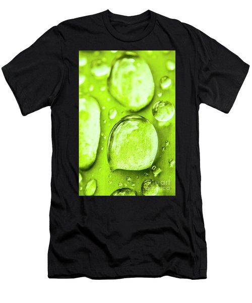 In Natural Macro Men's T-Shirt (Athletic Fit)