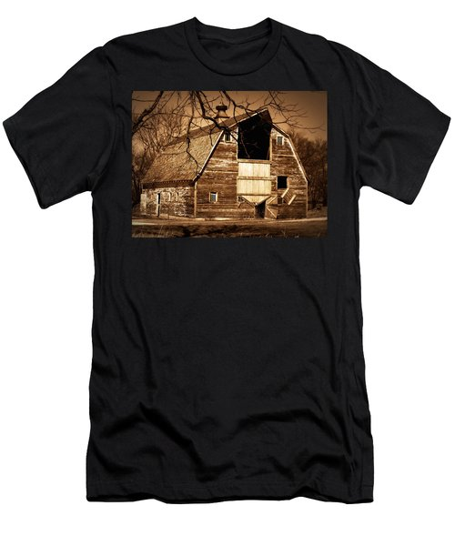 In Need Men's T-Shirt (Slim Fit) by Julie Hamilton